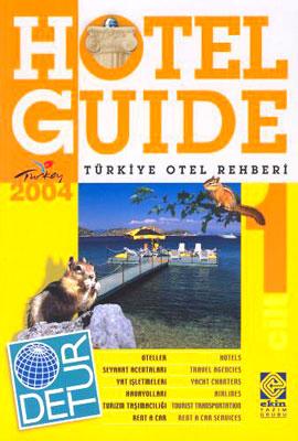 Türkiye Otel Rehberi (2 Cilt Takım)