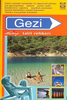 Türkiye Tatil Rehberi Gezi'2003