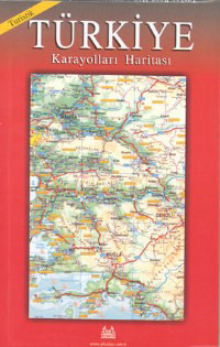 Türkiye Turistik Karayolları Haritası