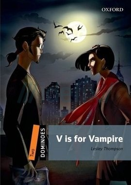 Two: V is for Vampire
