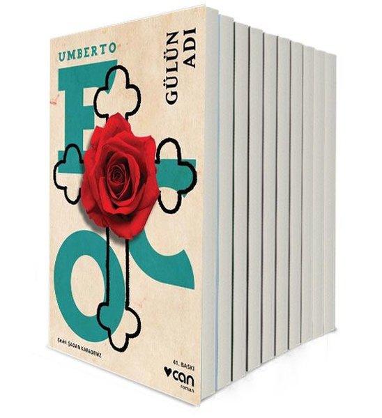 Umberto Eco Seti 2 - 12 Kitap Takım