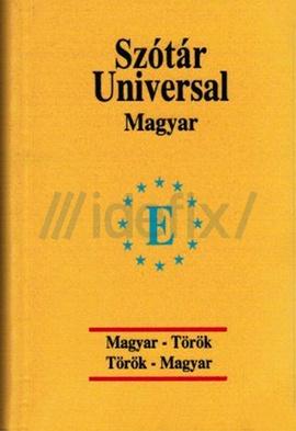 Üniversal sözlük  Macarca