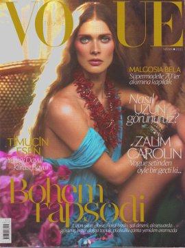 Vogue Türkiye Sayı: 14