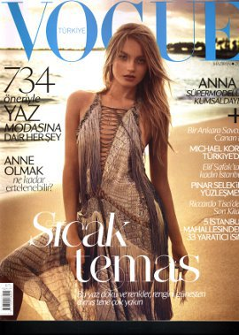 Vogue Türkiye Sayı: 16