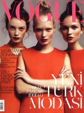 Vogue Türkiye Sayı: 18