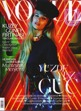 Vogue Türkiye Sayı: 20