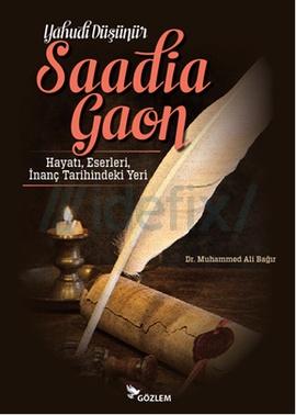 Yahudi Düşünür Saadia Gaon
