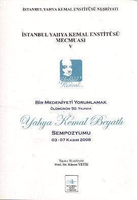 Yahya Kemal Enstitüsü Mecmuası 5. Cilt
