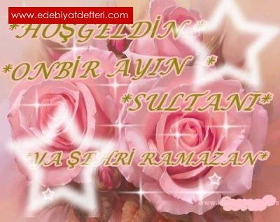 Ramazan Ayı şiiri Garip Ozan şairine Ait şiirler Aşık Hekimi