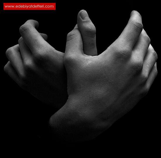 Ellerin Uzun Bir Geceydi