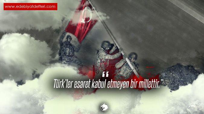 TÜRK'ÜN MAKUS TALİHİ!