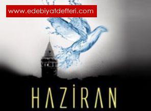 HAZİRAN'DI GİDİŞİN