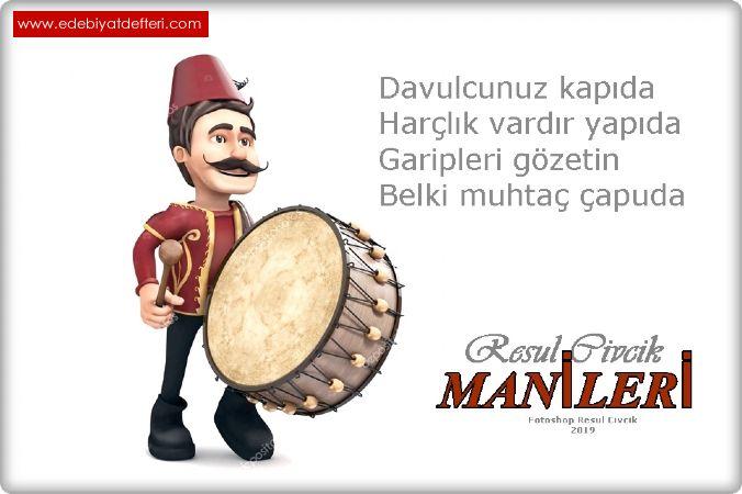 RAMAZAN MANİLERİ (21)