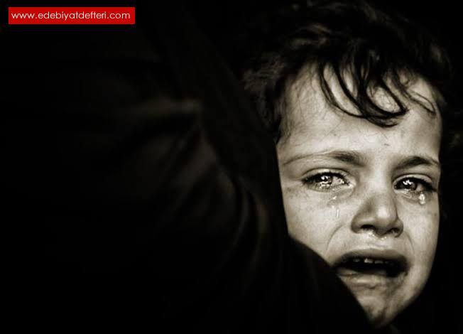 Bir Çocuk Ağlıyor