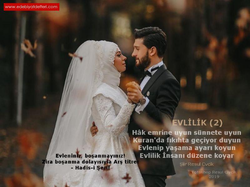 EVLİLİK (2)
