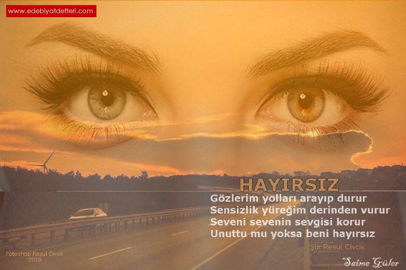 HAYIRSIZ