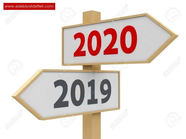 HOŞGELDİN CÜMLEMİZE 2020
