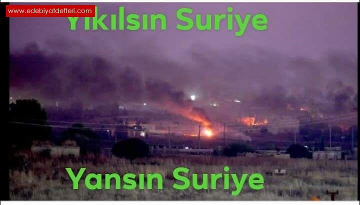 Yansın Suriye