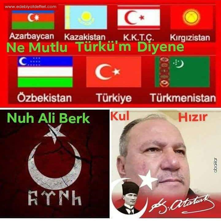 Türk Oğlu Türküm