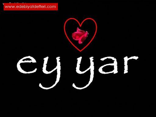 EY YAR !...: