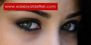 Kara gözleri