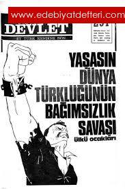 MUKADDES İHTİLÂL İSTİYORUM...