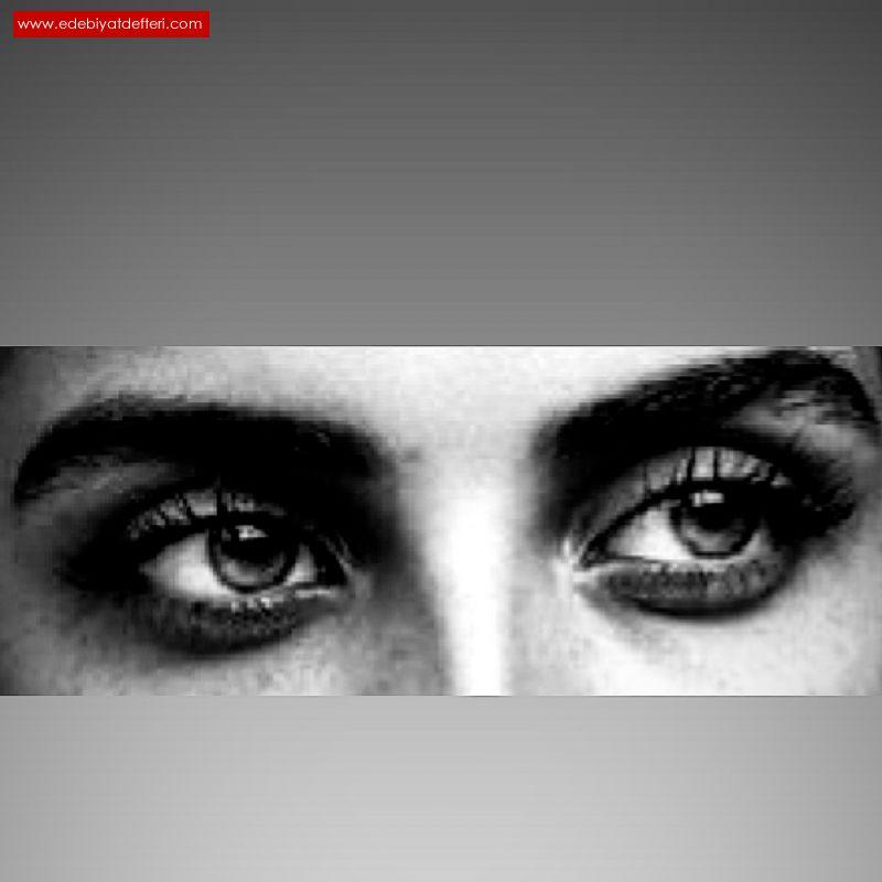 Göğü görmeye yaratıldı gözler