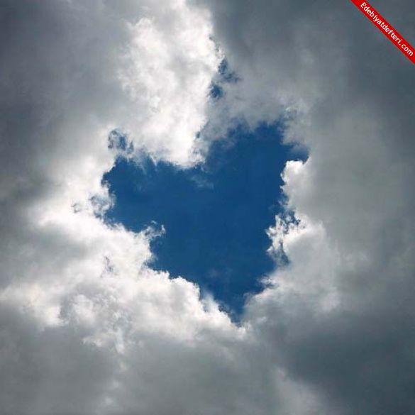 Sensiz kalan gökyüzü...