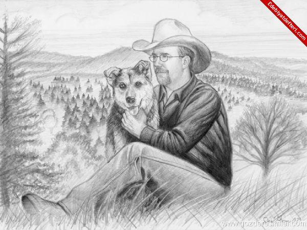 заказать картинки нарисовать человека и животных день рождения