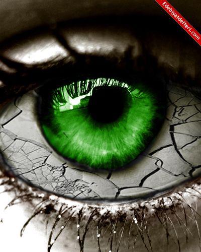 Yeşil Gözlü Kız Hayal Ettim…