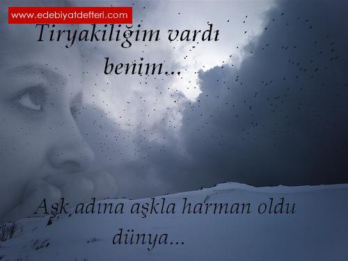 Hayat-ı Mecmua - Aşk/a Tiryaki