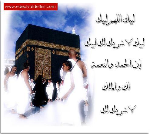 Lebbeyk Allahumme lebbeyk!..