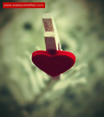 Yürek Ar/afımda taş kesilen Yar'e