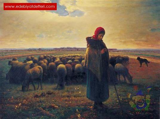 Çoban kızı