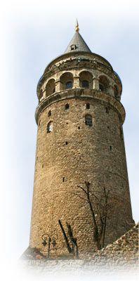 Atarım bak kendimi Galata Kulesinden...