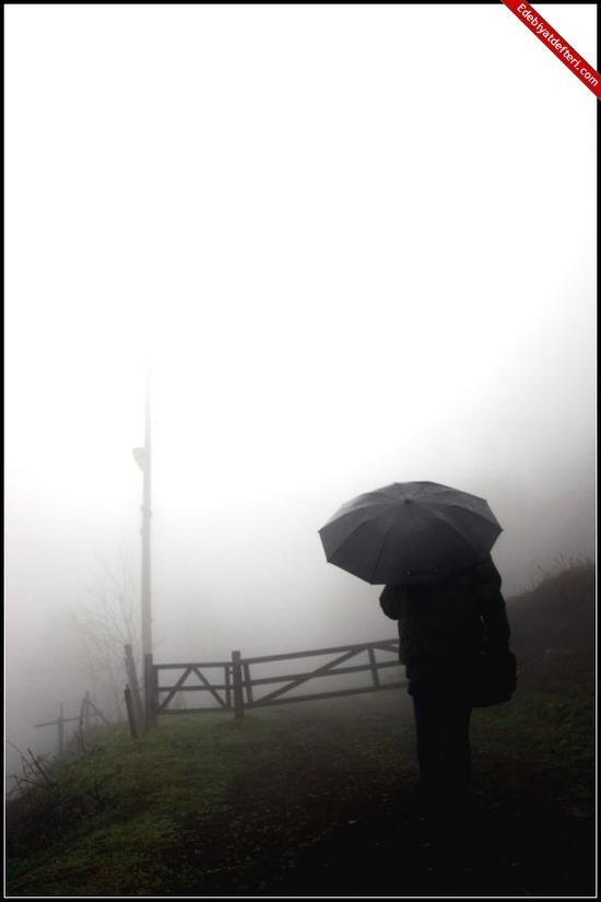 Yağmurda Buluşmadık Seninle