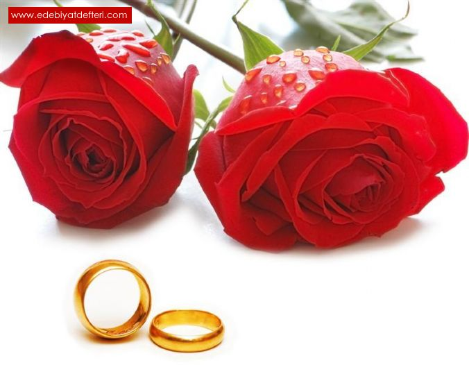 Evlilik Yildönümü şiiri Bekir Güçlüer şairine Ait şiirler Bekir
