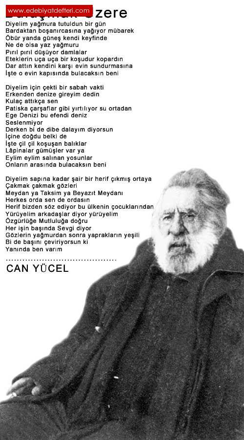 Can Yücel şiiri Isa Inan şairine Ait şiirler Isa Inan şiirleri