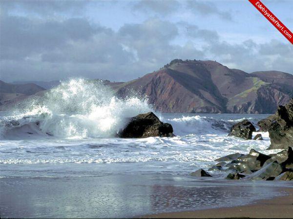 Kavaklı sahili şahit.