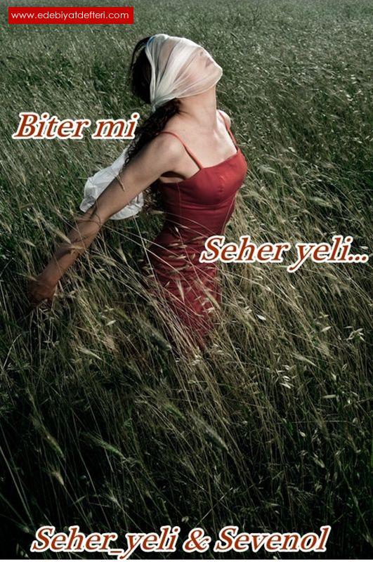 Biter mi Seher Yeli...