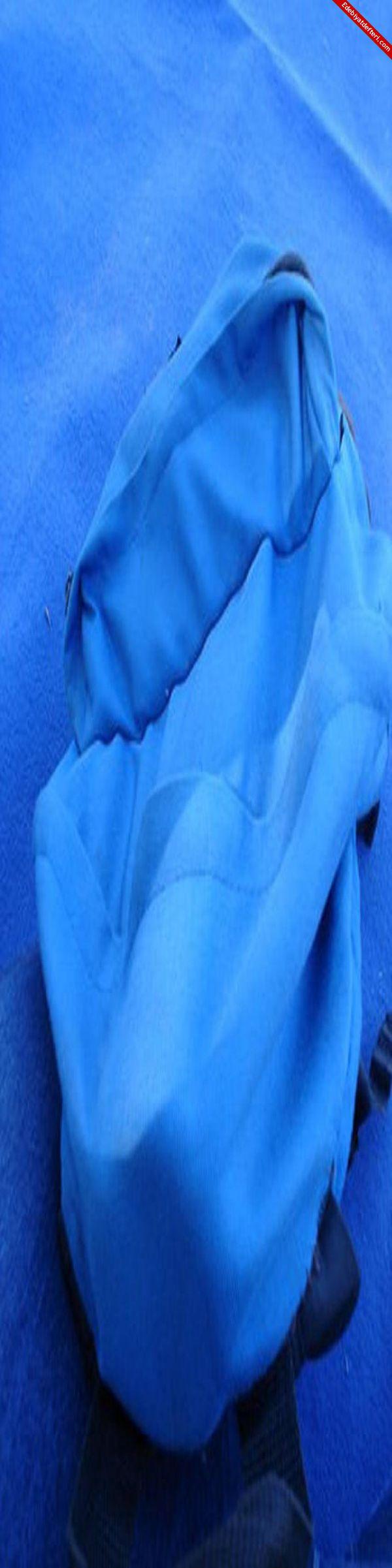 Kalan Mavi Şiir