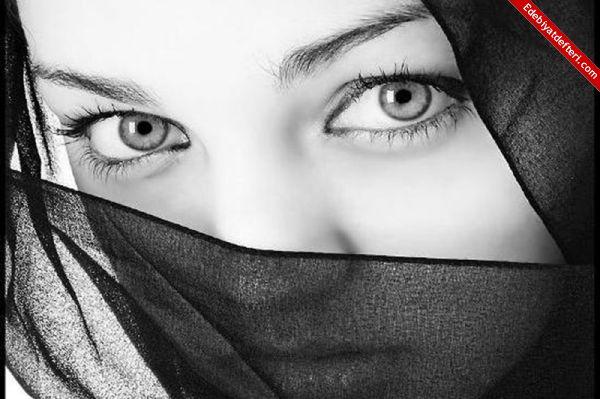 gözlerin............