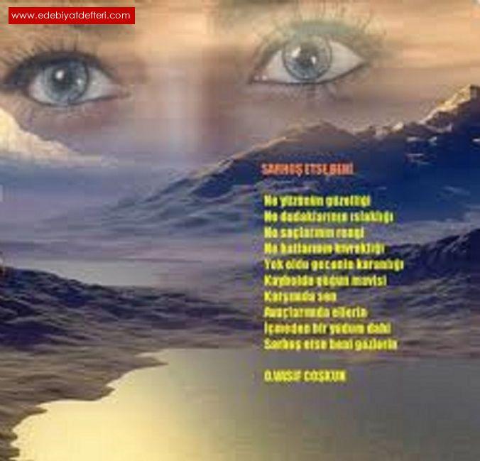 Unut Gözlerim şiiri Keskinsirke şairine Ait şiirler Keskinsirke