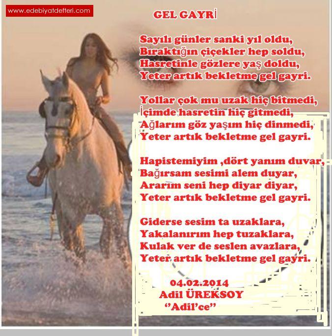 GEL GAYRİ