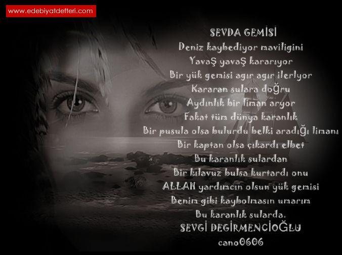 SEVDA GEMİSİ