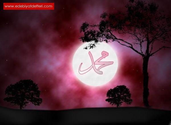 Sen, Ey Allah' ın Kulu ve Rasulü Muhammed (Sav)