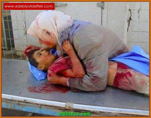 Savaş Ülkesinde Anne Olmak