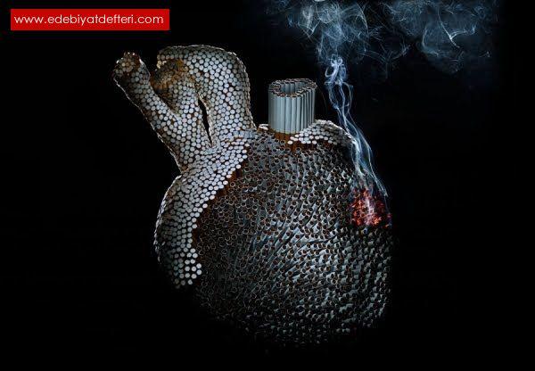Nikotin Kokan Ellerim Titriyordu