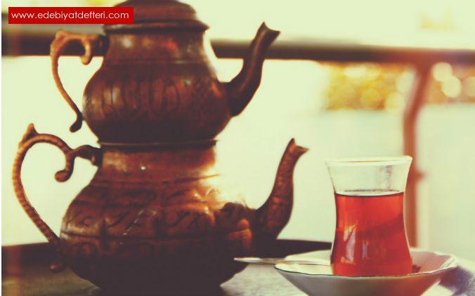 Şiirlerim Çay Demli