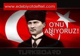 Atatürk'ü Anma Haftası Dolayısıyla